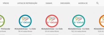 #EstudoEmCasa